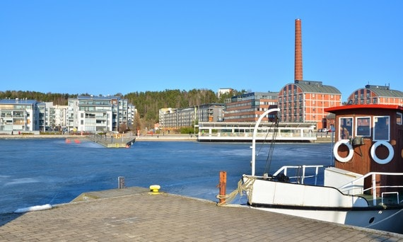 Rental cottages Lahti