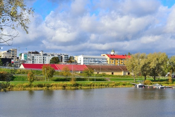 Rental cottages Mikkeli